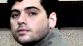 Gabriel Villanueva, acusado de la  muerte.archivo