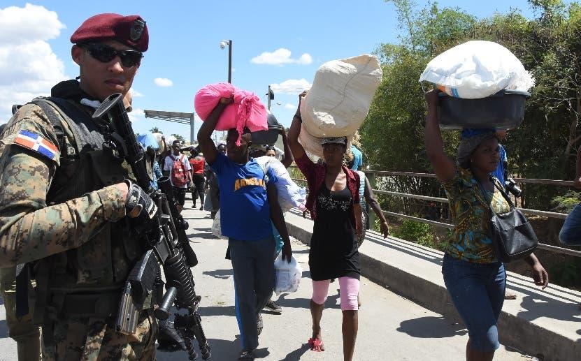 Las autoridades han reforzado la seguridad en la frontera.