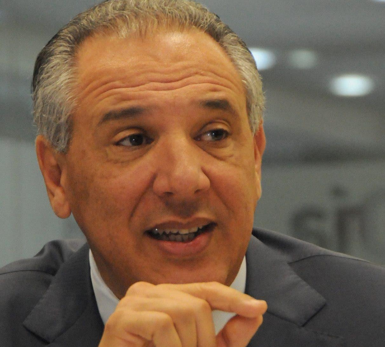 Peralta resalta como algo significativo la cercanía de Medina con la ciudadanía.  Nicolás Monegro