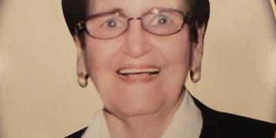 Dominga Morota falleció a sus 89 años de edad.