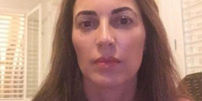Cristina García Tornelera propietaria de una tienda de ropa exclusiva llamada Firmas.