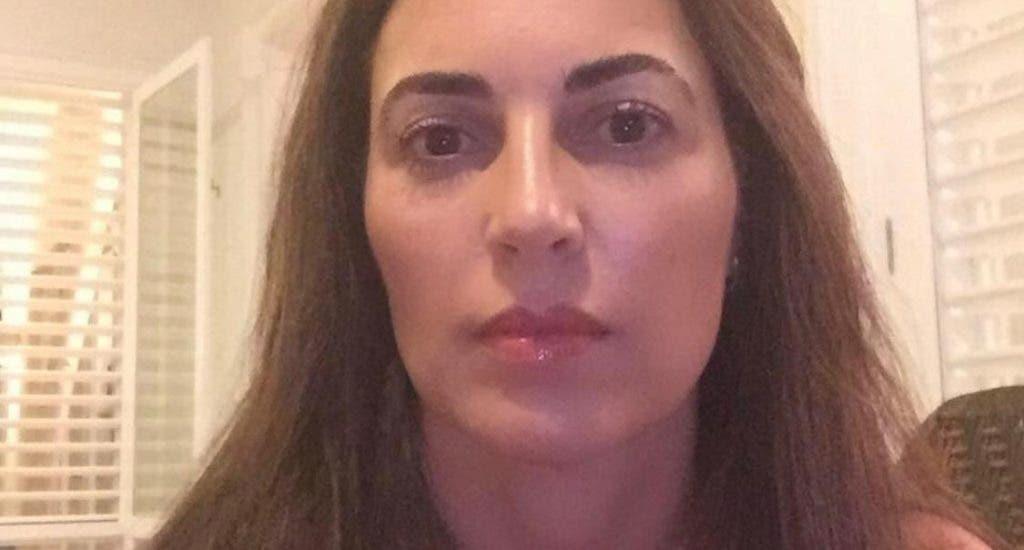Cristina García Torne fue asesinada en su apartamento en marzo pasado. Los autores del crimen fueron su doméstica y la pareja de esta.