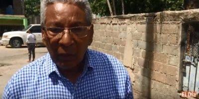 Ernesto Martínez, abuelo de la víctima, dijo que se trató de un crimen.