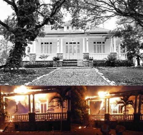 fuego-destruye-residencia-victoriana-en-avenida-luis-ginebra-siguen-extinguiendose-edificaciones-victorianas-en-puerto-plata