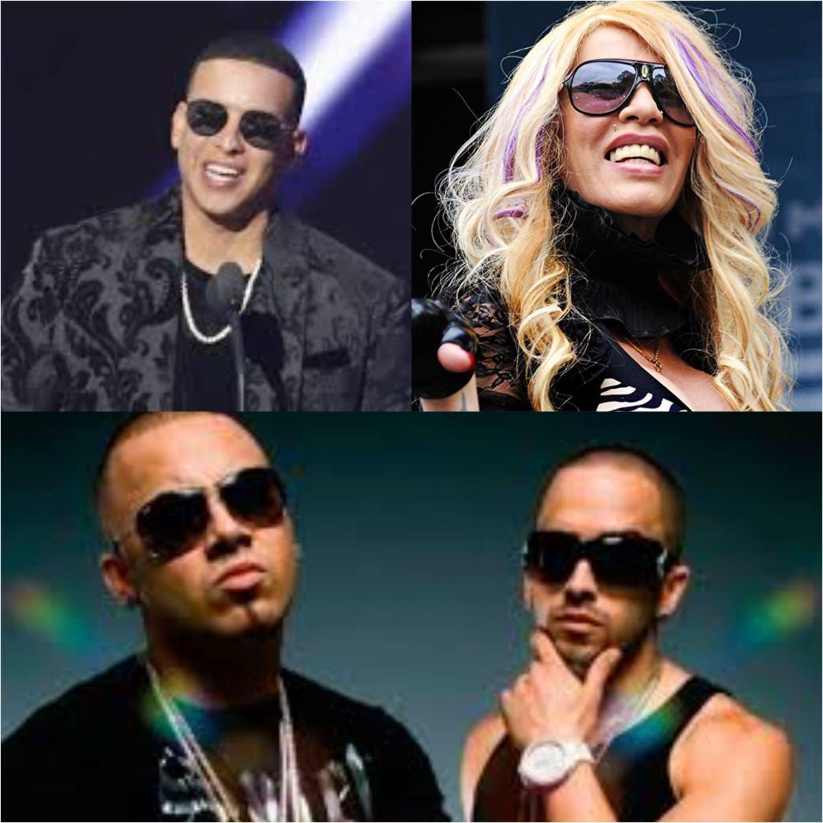 "Daddy Yankee, Wisin y Yandel e Ivy Queen acudirán a ""Premios Tu Música Urbano»"