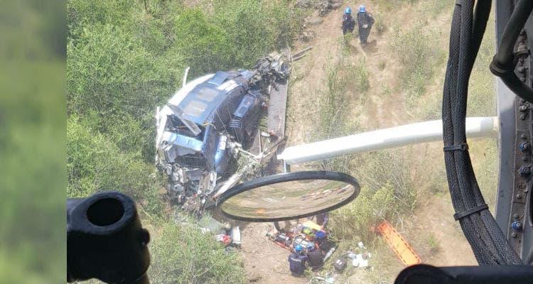 Foto de archivo. El helicóptero pertenecía a la empresa Ecocopter y prestaba servicios a la compañía InterChile.