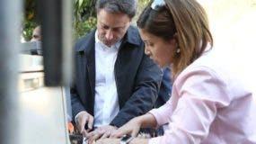 El procurador Jean Alain Rodríguez, realiza allamamiento a centtro de acopio de tragamonedas.
