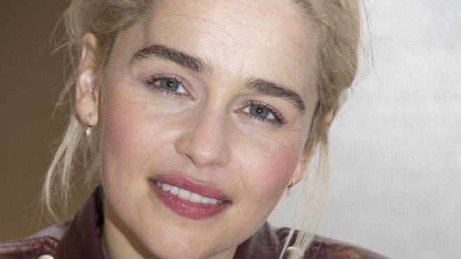 Emilia Clarke tenía 24 años cuando sufrió su primer aneurisma.