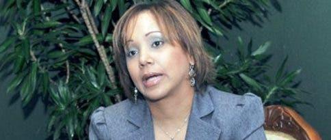 Jenniffer Pérez Bernard. Archivo