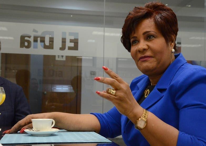 Josefa Castillo, integrante del Consejo de Magistratura.