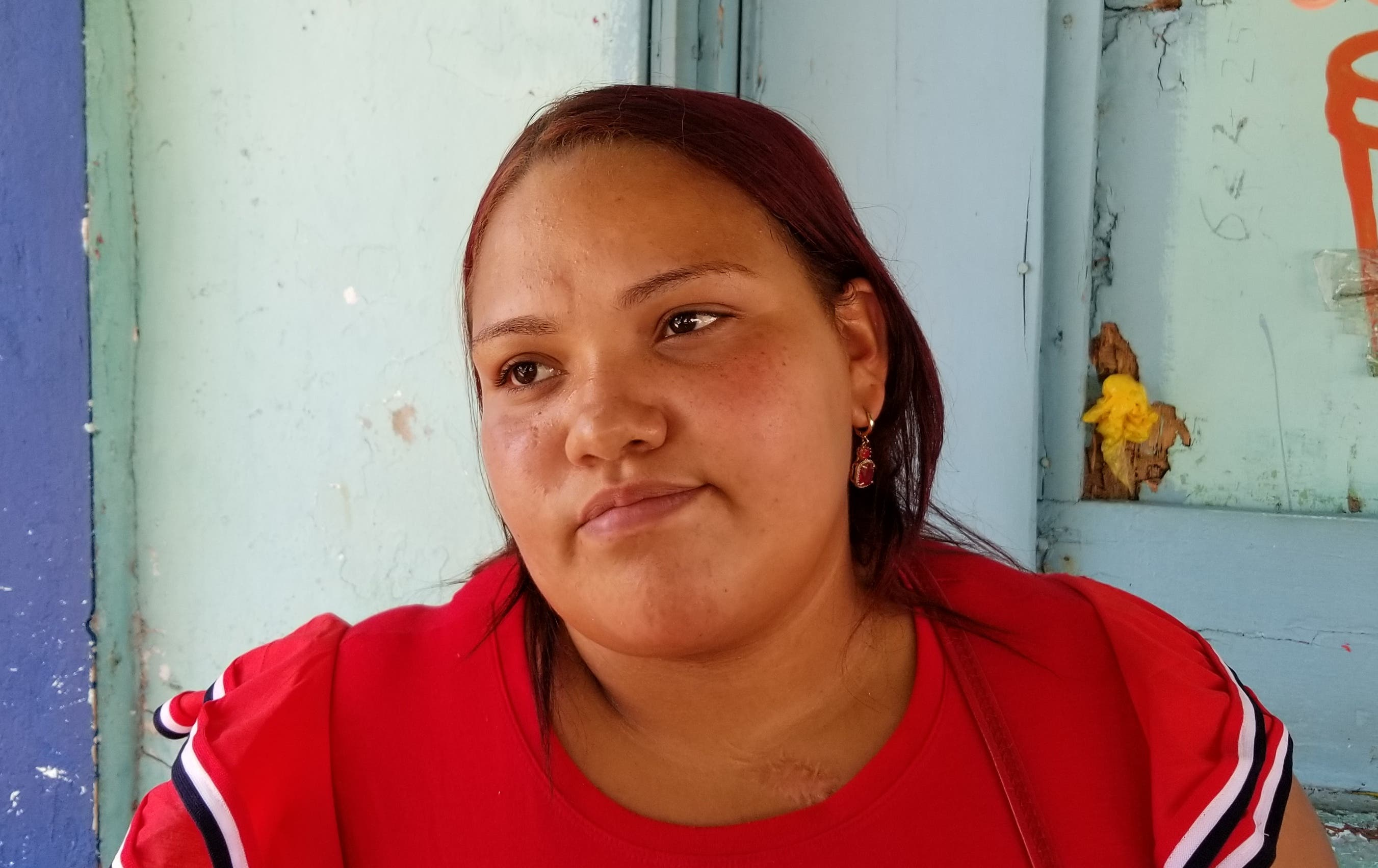 Karen Estefany López, madre del bebé dijo que la medida es injusta.