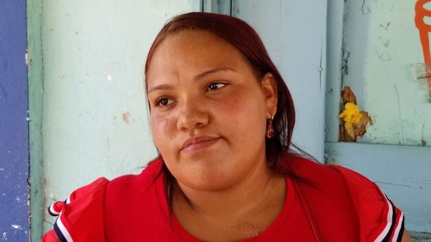 Karen Estefany López pidió que se haga justicia.