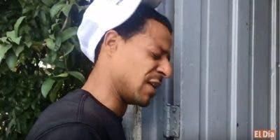 Luis Fernando Paredes destaca que se padre era un hombre honesto que no fue valorado por la Policía.