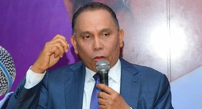 Radhamés Jiménez Peña.