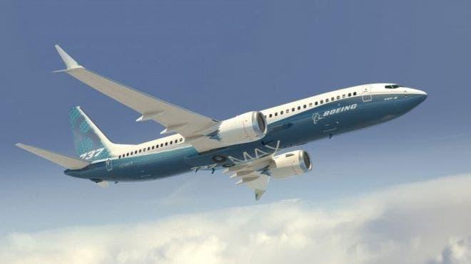 El modelo MAX 8 de Boeing está en uso comercial desde el año 2017.
