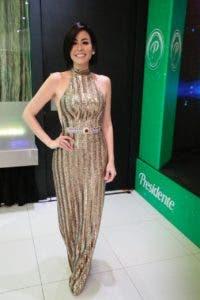 Dafne Guzmán viste  Michelle Reynoso