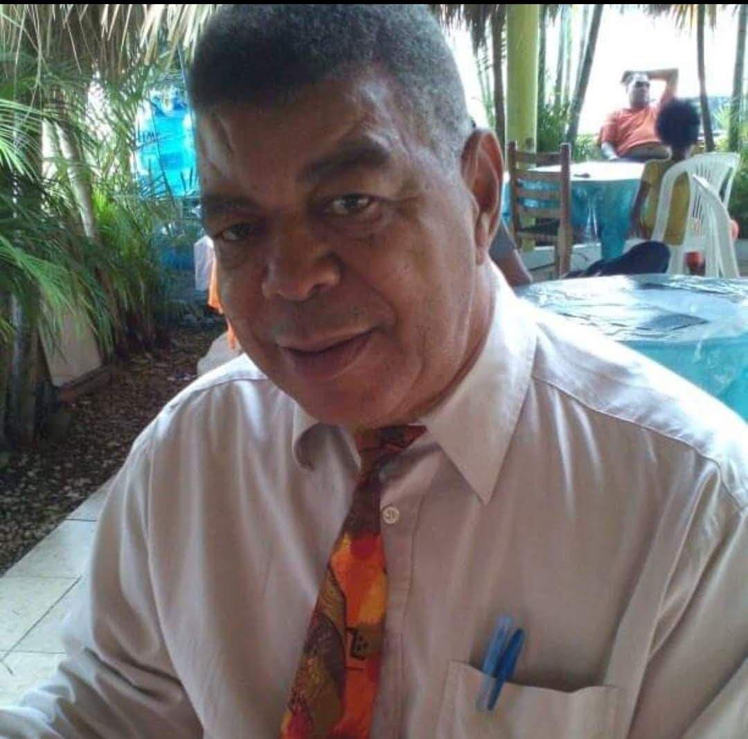 El suspendido alguacil Severino Vásquez Lora fue puesto bajo arresto.