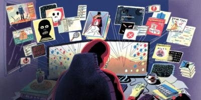 Fabian Wosar es uno de los expertos en ransomware más famosos y misteriosos del mundo.