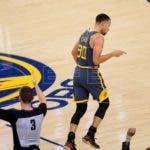 El jugador Stephen Curry de los Golden State Warriors. EFE/Archivo