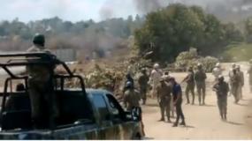 Un haitiano  murió y al menos otro resultó herido tras un enfrentamiento a piedras  y tiros  con militares dominicanos ocurrido en la comunidad El Carrizal, de Elías Piña. Archivo