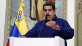 Nicolás Maduro,presidente de Venezuela.