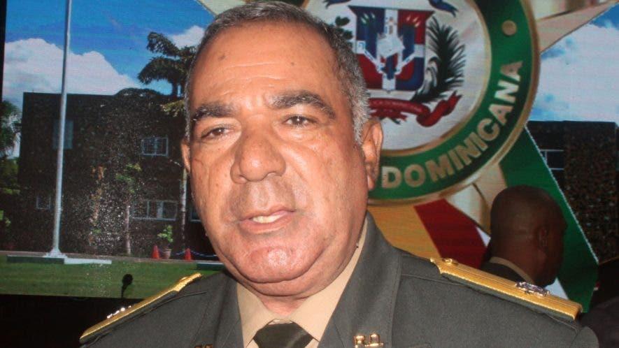 Estanislao Gonell Regalado, jefe del Ejército.