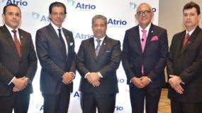 Octavio Sulbaran, Rafael Cedeño, Juan José Guerrero, Reny Díaz y Belarmino Cortina.