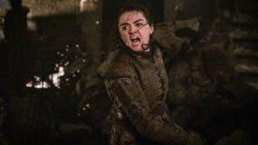 """Arya Stark fue una de las grandes protagonistas del episodio 3 de la temporada 8 de """"Juego de Tronos"""". ¿Será ella y no Jon Snow """"el príncipe que fue prometido""""?"""