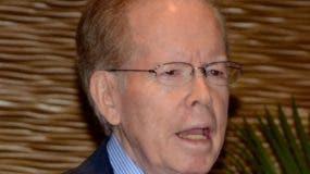 José Luis Corripio Estrada,  orador principal de actividad.