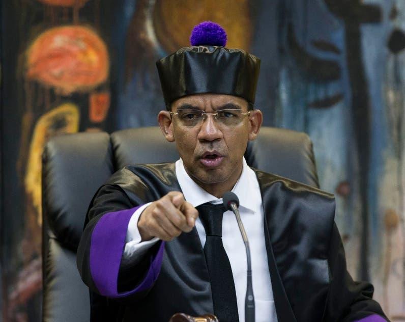 El juez  Francisco Ortega recesa sin fecha caso  Odebrecht.