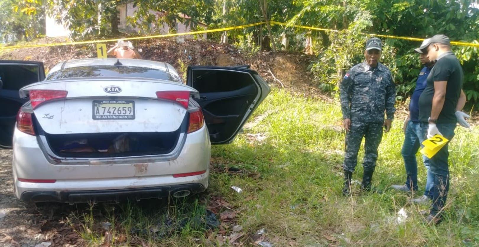 Acusado de ultimar tres operaba punto drogas en Santiago