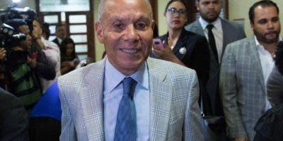 El empresario Ángel Rondón insiste en rechazar las acusaciones en su contra.  EFE