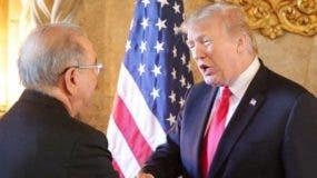 Trump prometió  que revisarían la  medida contra el país.