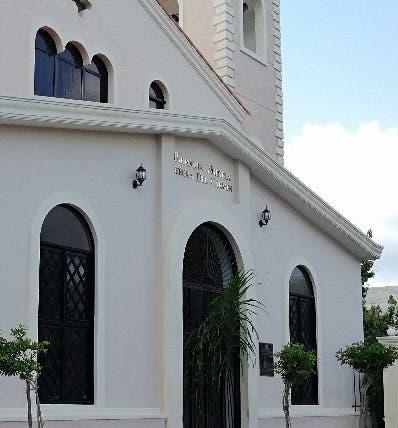 Iglesia Nuestra Señora del Carmen en Duvergé.