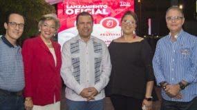 Rubén Alfonseca, Joselín Sosa, Raymundo Morales, Laura Batista y Luis José Chávez.