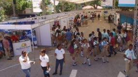 La  feria fue  realizada  en las instalaciones de la Universidad Católica de Barahona (Ucateba) del 5 al 7 de abril.