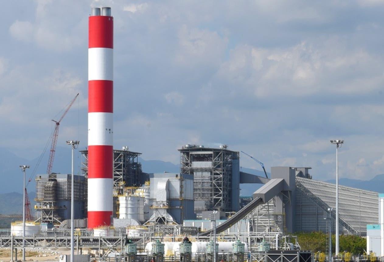 La central termoeléctrica tiene capacidad para generar más de 700 megavatios.  fuente externa