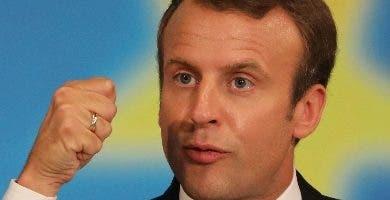 El presidente Emmanuel Macron tomará una decisión.