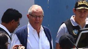 Expresidente peruano Kuczynski es detenido por 10 días en caso de corrupción
