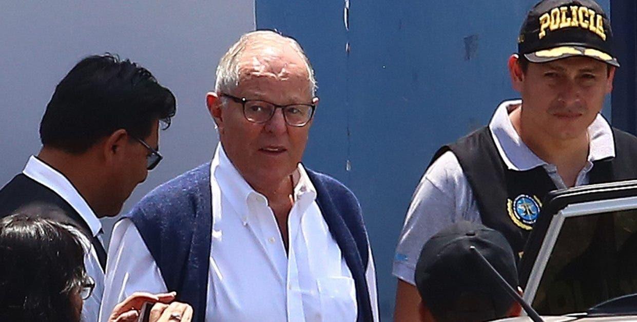 Pedro Pablo Kucyznski renunció por un escándalo ligado a la compra de votos a la oposición.
