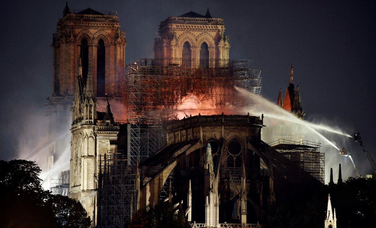 Notre Dame es una de las atracciones turísticas más famosas.