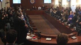 La votación en el seno de la OEA estuvo muy dividida.