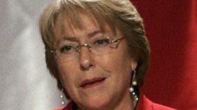 Michelle Bachelet  ofrecerá asesoría a Guardia de México.