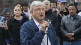 El presidente de México Andrés Manuel López Obrador se aferra al plan de buen vecino.