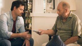 """Frank Perozo y Freddy Ginebra en una escena de la película """"Dos mejor que una"""", dirigida por José Enrique Pintor."""