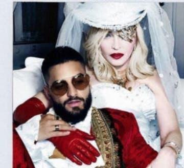 Madonna y Maluma ya habían anunciado la unión.