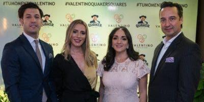 Juan Galicia, Eva Luiggi, Anny Castellanos y Constancio Salazar.