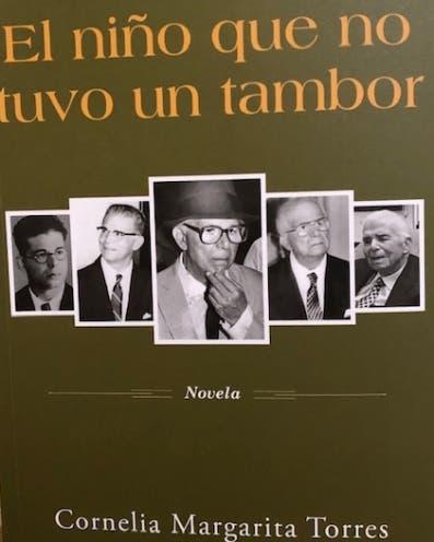 La portada de la novela.