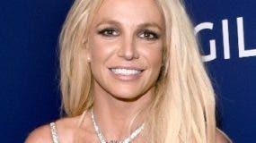 La cantante  americana   Britney Spears.
