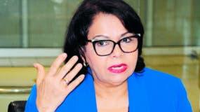 La rectora se postuló tres veces para ocupar el puesto que hoy ostenta.  Carolina Fernández